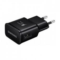 Samsung Oryginalna ładowarka sieciowa (kostka) USB 2A czarna