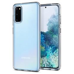 Spigen Liquid Crystal Clear Etui do Samsunga S20