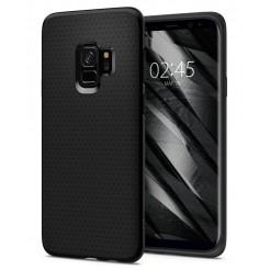 Spigen Liquid Air Black Etui do Samsunga S9