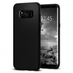 Spigen Liquid Air Black Etui do Samsunga S8
