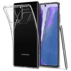 Spigen Liquid Crystal Clear Etui do Samsunga Note 20