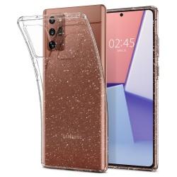 Spigen Liquid Crystal Glitter Etui do Samsunga Note 20
