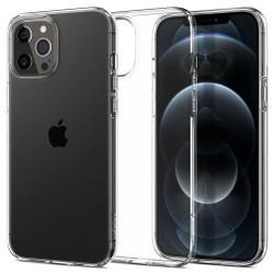 Spigen Liquid Crystal Clear Etui do iPhone 12 Pro Max