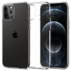 Spigen Liquid Crystal Clear Etui do iPhone 12 / 12 Pro