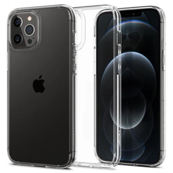 Spigen Ultra Crystal Clear Etui do iPhone 12 / 12 Pro