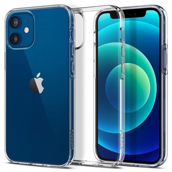 Spigen Liquid Crystal Clear Etui do iPhone 12 Mini