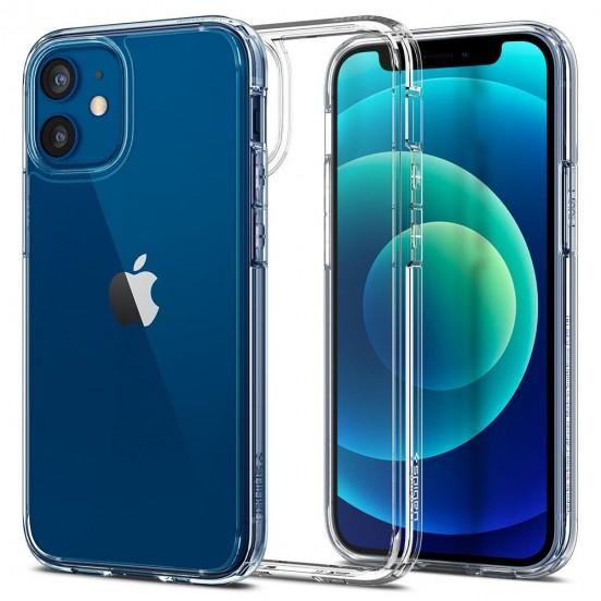 Spigen Ultra Crystal Clear Etui do iPhone 12 Mini
